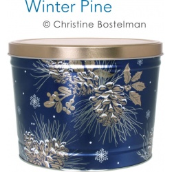 Winter Pine / 6.5 Gallon Tin
